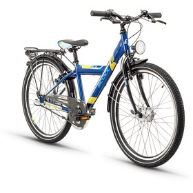 s'cool XYlite 24 3-S Childrens Bike Steel blue